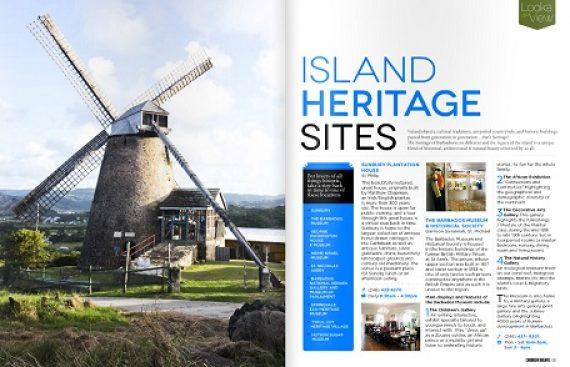 island heritage sites