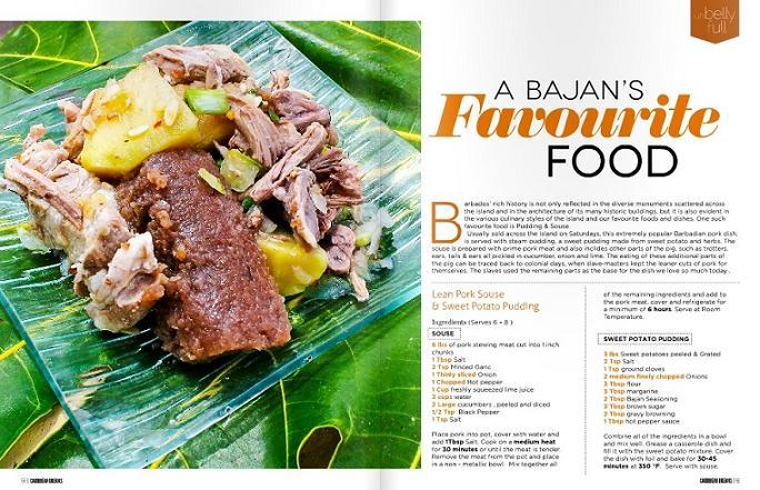 A Bajan Fav Food