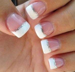 Hair nails and makeup ideas for weddings go barbados with so many nail trends and designs to choose from it is no surprise that most brides are indecisive regarding their choice of nail art prinsesfo Choice Image