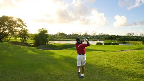 Golf Web Info - Image - Premier - Barbados Golf Club Golfer