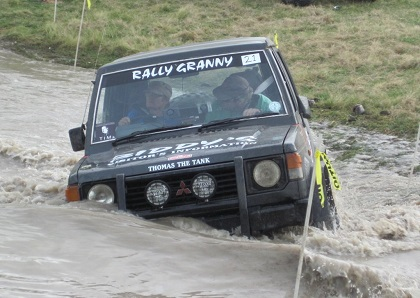 Mud Dog Rally-Granny