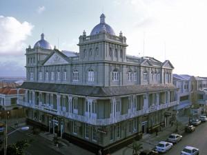 Mutual Building Bank in Bridgetown