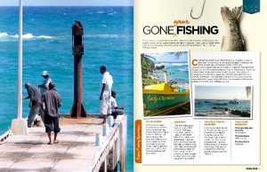 gone game fishing