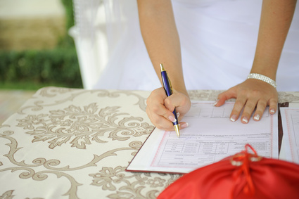wedding registry Fotolia 49045078 XS