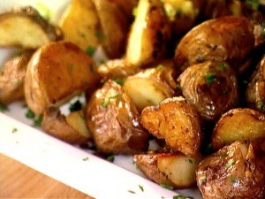 roasted potatoes lg