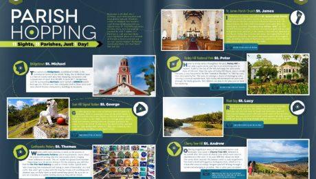 parish hopping