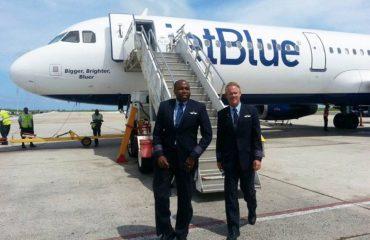 jet blue bakjan pilot