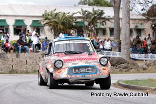 IMG 7092 Allan Mackay  Mo Downey Ford Anglia WRC Scotland  United Kingdom 27th Position 2