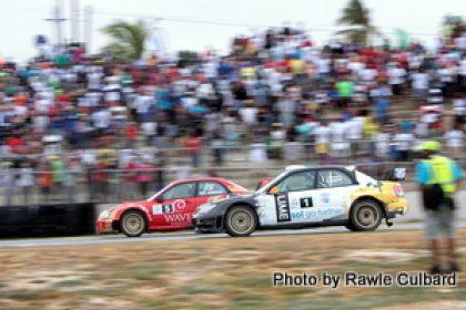 IMG 7277 Roger Skeete Louis Venezia WRC1 challenging Rob Swann and Aled Edwards Subaru Impreza WRC S11 England Wales