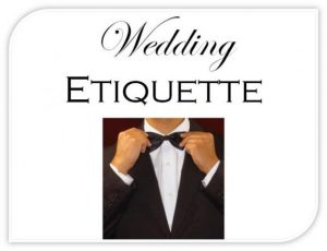 Etiquette For Wedding Gifts When Not Attending : Wedding Etiquette for Guests The Dos and Do nots Go ...